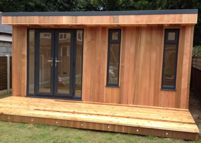 Cinema Garden Room in Ipswich