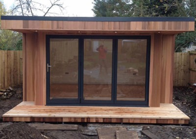 Cinema Garden Room in Stowmarket