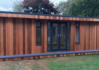 Garden Room in Suffolk