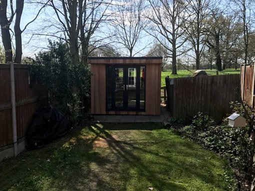 Garden Room in Margaretting, Essex
