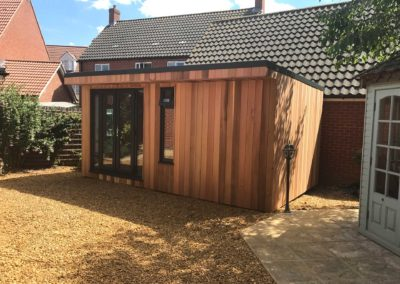 Garden Room in Cringleford, Norwich