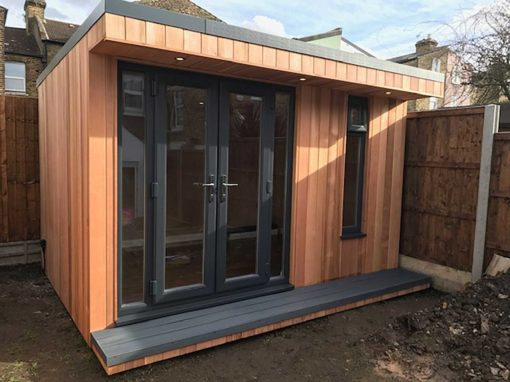 Garden Room in West Dulwich, London