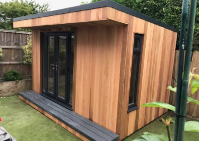 Garden Office in Saffron Walden