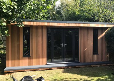 Garden Office in Norwich